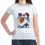 Flight Jr. Ringer T-Shirt