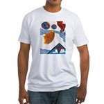Flight Fitted T-Shirt