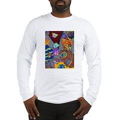 Astroids Long Sleeve T-Shirt