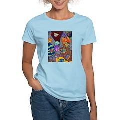 Astroids Women's Light T-Shirt