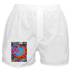Big Clown (blue) Boxer Shorts