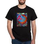 Big Clown (blue) Dark T-Shirt