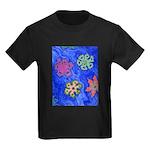 Flakes Kids Dark T-Shirt