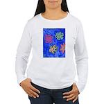 Flakes Women's Long Sleeve T-Shirt