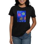 Flakes Women's Dark T-Shirt