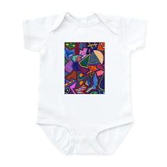 ManOwar Infant Bodysuit