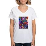ManOwar Women's V-Neck T-Shirt