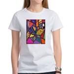 Tie Palm Women's T-Shirt