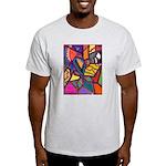 Tie Palm Light T-Shirt