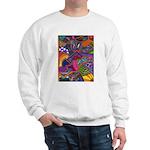 Bee Cow Fish Sweatshirt