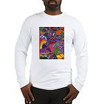Bee Cow Fish Long Sleeve T-Shirt