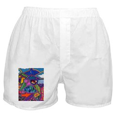 Stary Crown Boxer Shorts