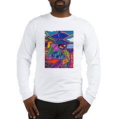 Stary Crown Long Sleeve T-Shirt