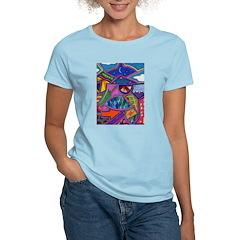 Stary Crown Women's Light T-Shirt