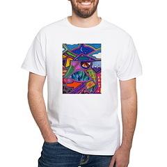 Stary Crown White T-Shirt