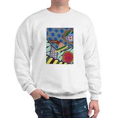 Braided Rug Sweatshirt