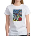 Braided Rug Women's T-Shirt