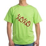 XOXO Green T-Shirt