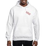 XOXO Hooded Sweatshirt