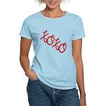 XOXO Women's Light T-Shirt