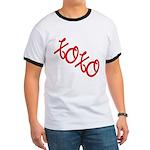 XOXO Ringer T