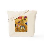 Big Moth Tote Bag