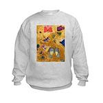 Big Moth Kids Sweatshirt