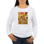 Big Moth Women's Long Sleeve T-Shirt