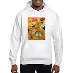 Big Moth Hooded Sweatshirt