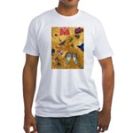 Big Moth Fitted T-Shirt