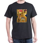 Big Moth Dark T-Shirt