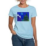 Moon Women's Light T-Shirt