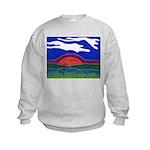 Sunset Kids Sweatshirt