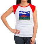 Sunset Women's Cap Sleeve T-Shirt