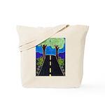 Road Tote Bag