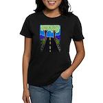 Road Women's Dark T-Shirt