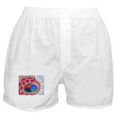 Mountains And Sea Boxer Shorts