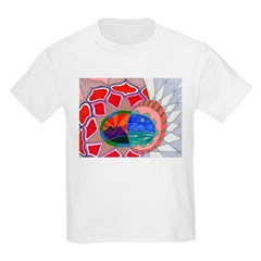 Mountains And Sea T-Shirt