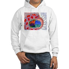Mountains And Sea Hoodie