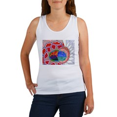 Mountains And Sea Women's Tank Top