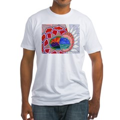 Mountains And Sea Shirt