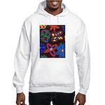 Flowers Hooded Sweatshirt
