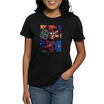 Flowers Women's Dark T-Shirt