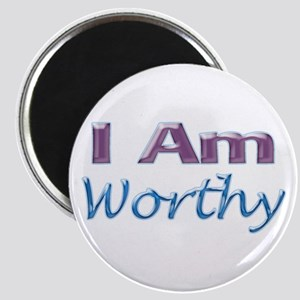 I Am Worthy Magnet