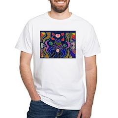 Meta4 White T-Shirt