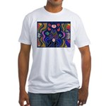 Meta4 Fitted T-Shirt