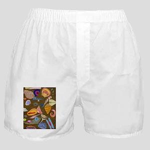 Shells Boxer Shorts