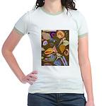 Shells Jr. Ringer T-Shirt