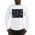 Scattered Flowers Long Sleeve T-Shirt