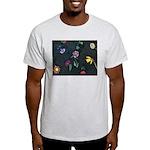Scattered Flowers Light T-Shirt